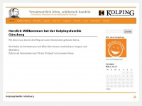 kolpingsfamilie-guenzburg.de