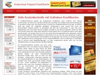 Prepaid Kreditkarte Volksbank Erfahrungen