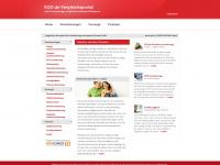 kqo.de Webseite Vorschau