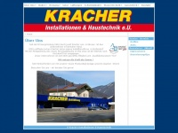 Kracher-installationen.at