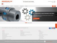 ringspann.ch Webseite Vorschau
