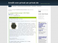 kredit-von-privat-an-privat.de