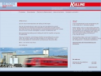 kuelling-ag.ch Webseite Vorschau