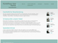 kv-p.de Webseite Vorschau