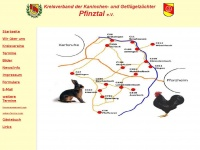 kv-pfinztal.de Webseite Vorschau