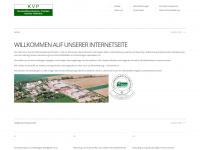 kv-potsdam.de Webseite Vorschau