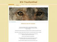 kv-teufenthal.ch Webseite Vorschau