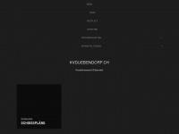 kvduebendorf.ch Webseite Vorschau