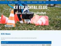 kve.ch Webseite Vorschau