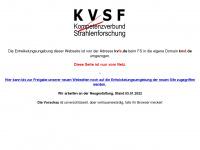 kvfs.de Webseite Vorschau