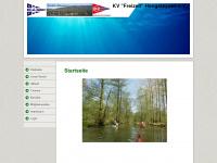 kvfh.de Webseite Vorschau