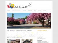 kvg-rheine.de Webseite Vorschau