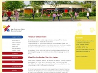 kvg-gs-muenster.de Webseite Vorschau
