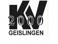 kvgeislingen2000.de Webseite Vorschau