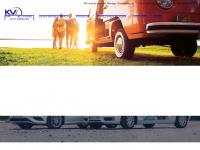 kvi-fahrschule.de Webseite Vorschau