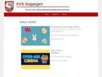 kvk-koppigen.ch Webseite Vorschau