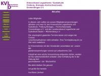 kvl-freiburg.de Webseite Vorschau
