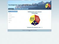 kvmaienfeld.ch Webseite Vorschau