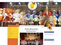 kvo-horrido.de Webseite Vorschau