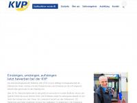 kvp-paderborn.de Webseite Vorschau