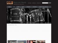 kvr-band.de Webseite Vorschau