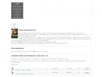 kvrafzerfeld.ch Webseite Vorschau