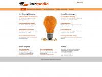 kvrmedia.de Webseite Vorschau