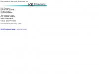 kvs-company.de Webseite Vorschau