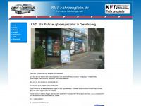 kvt-fahrzeugteile.de Webseite Vorschau