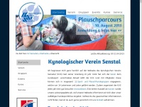 kvsensetal.ch Webseite Vorschau