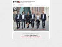 kvub.de Webseite Vorschau