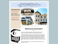 kvv-invest.de Webseite Vorschau