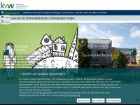 kvw-muenster.de Webseite Vorschau