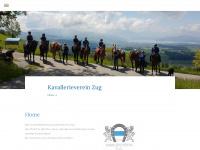 kvzug.ch Webseite Vorschau