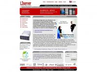 l3server.de Webseite Vorschau