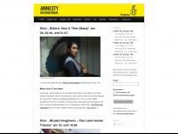 amnesty-wiesbaden.de Webseite Vorschau