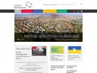 baunatal.de Webseite Vorschau
