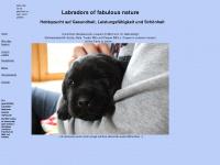 Labradors-of-fabulous-nature.de