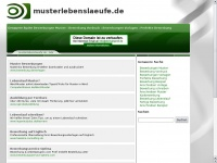 musterlebenslaeufe.de