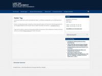 law-tax-entertainment.de