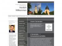 kirche-neukirch.de Webseite Vorschau