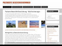 preiswerte-reiseversicherungen.de