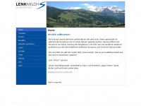 lenk-milch.ch