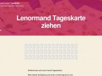 lenormand-tageskarte.de