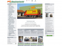 fwb-maschinenhandel.de