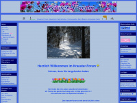 kraeuter-forum.com