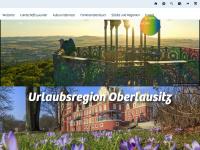 oberlausitz.com Webseite Vorschau
