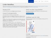 Lindermetallbau.ch