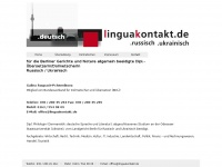 Linguakontakt.de