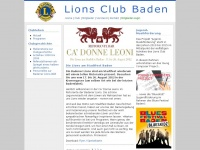 Lions-baden.ch